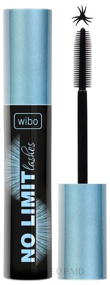 Тушь для ресниц - Wibo No Limit Lashes Mascara — фото Black