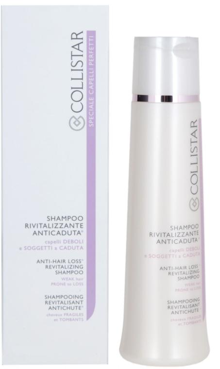 Șampon împotriva căderii părului subțire - Collistar Anti-Hair Loss Revitalizing Shampoo with Trichogen — Imagine N1