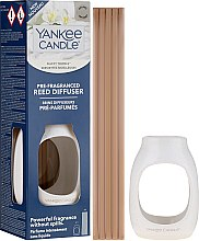 Духи, Парфюмерия, косметика Аромадиффузор - Yankee Candle Fluffy Towels Pre-Fragranced Reed Diffuser