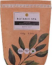 """Parfumuri și produse cosmetice Sare de baie """"Ulei răcoritor de eucalipt"""" - Accentra Botanic Spa Refreshing Eucalyptus Oil Bath Salt"""