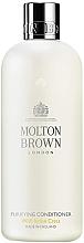 Parfumuri și produse cosmetice Balsam cu extract de năsturel pentru stimularea creșterii părului - Molton Brown Purifying Conditioner With Indian Cress