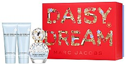Parfumuri și produse cosmetice Marc Jacobs Daisy Dream - Set (edt/50ml + sh/gel/75ml + b/lot/75ml)