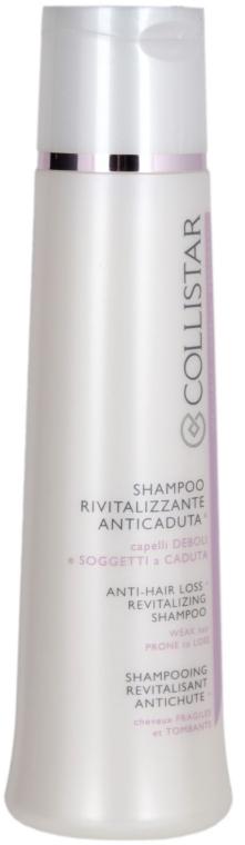 Șampon împotriva căderii părului subțire - Collistar Anti-Hair Loss Revitalizing Shampoo with Trichogen — Imagine N6