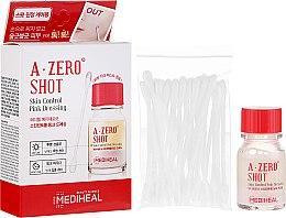Parfumuri și produse cosmetice Ser bifazic pentru față - Mediheal A-Zero Shot Skin Control Pink Dressing Serum