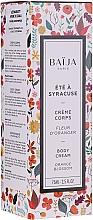 Parfumuri și produse cosmetice Cremă pentru corp - Baija Ete A Syracuse Body Cream