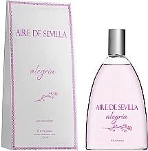 Parfumuri și produse cosmetice Instituto Espanol Aire de Sevilla Alegria - Apă de toaletă