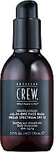 Parfumuri și produse cosmetice Balsam pentru față - American Crew Shaving Skincare All-In-One Face Balm SPF15