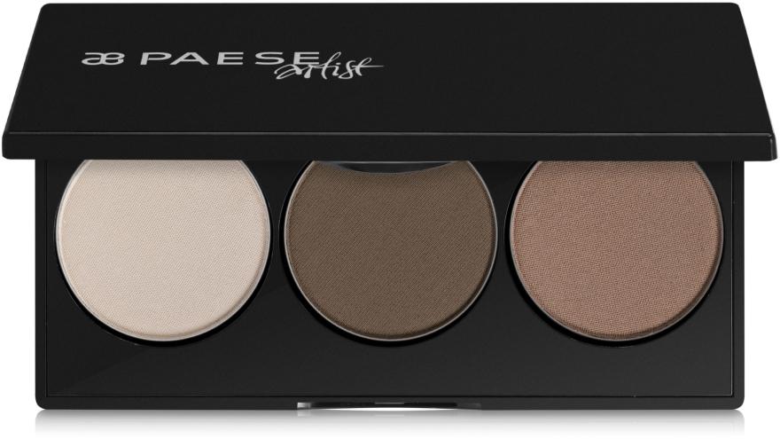 Paletă profesională de make-up pentru conturarea feței - Paese Artist Contouring Palette
