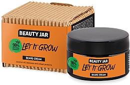 Parfumuri și produse cosmetice Cremă pentru barbă - Beauty Jar Let It Grow Beard Cream
