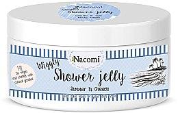 "Parfumuri și produse cosmetice Gel de duș ""Summer in Greece"" - Nacomi Shower Jelly Summer in Greece"