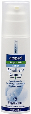 Cremă pentru față și corp - Frezyderm Atoprel Emollient Cream — Imagine N1