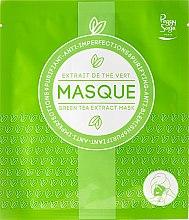 Parfumuri și produse cosmetice Mască de curăţare pe bază de ţesătură - Peggy Sage Anti-blemish Purifying Mask