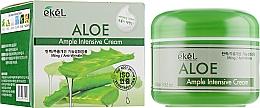 Cremă cu aloe vera pentru față - Ekel Ample Intensive Cream Aloe — Imagine N1