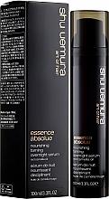 Parfumuri și produse cosmetice Ser de noapte pentru păr - Shu Uemura Art Of Hair Essence Absolue Overnight Serum