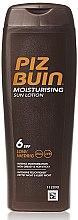 Parfumuri și produse cosmetice Loțiune hidratantă pentru corp - Piz Buin Moisturising Sun Lotion SPF6