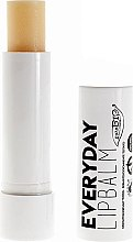 Parfumuri și produse cosmetice Balsam de buze - PuroBio Cosmetics Everyday Lip Balm