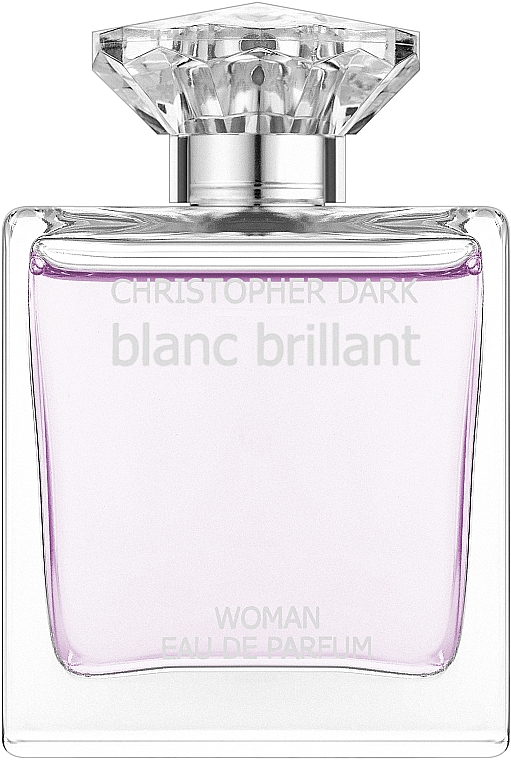 Christopher Dark Blanc Brillant - Apă de parfum