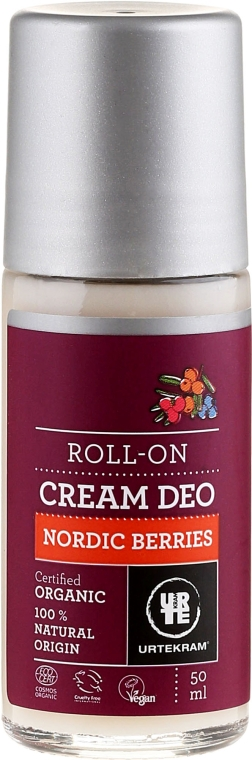 Deodorant - Urtekram Nordic Berries Cream Deo Organic