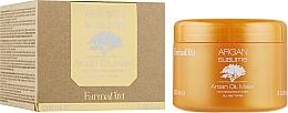 Parfumuri și produse cosmetice Mască cu ulei de argan pentru păr - Farmavita Argan Sublime Mask