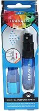 Parfumuri și produse cosmetice Atomizor - Travalo Ice Blue Perfume Atomiser