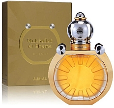 Parfumuri și produse cosmetice Ajmal Mukhallat Shams - Apă de parfum