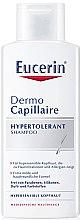 Parfumuri și produse cosmetice Șampon pentru păr împotriva iritațiilor - Eucerin DermoCapillaire Hypertolerant Shampoo