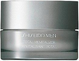 Parfumuri și produse cosmetice Cremă regeneratoare de față - Shiseido Men Total Revitalizer Cream