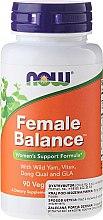 Parfumuri și produse cosmetice Suplimente nutritive pentru femei - Now Foods Female Balance