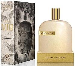 Parfumuri și produse cosmetice Amouage The Library Collection Opus VIII - Apă de parfum