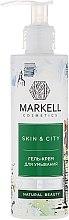 Parfumuri și produse cosmetice Cremă-Gel de față - Markell Cosmetics Skin&City Face Mask