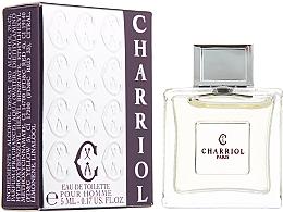 Parfumuri și produse cosmetice Charriol Eau de Toilette Pour Homme - Apă de toaletă (mini)