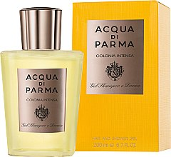 Parfumuri și produse cosmetice Acqua di Parma Colonia Intensa - Șampon-gel pentru duș