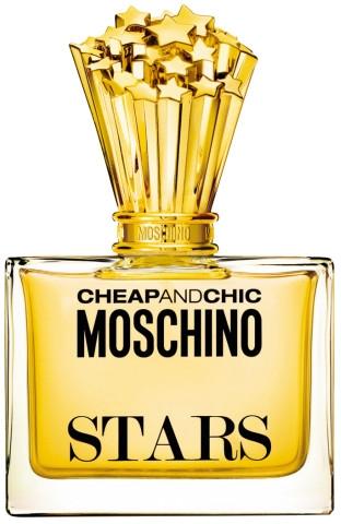 Moschino Stars - Apă parfumată (Tester cu capac)
