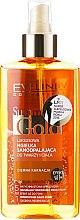 Parfumuri și produse cosmetice Spray pentru față și corp - Eveline Cosmetics Summer Gold Spray
