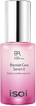 Parfumuri și produse cosmetice Ser facial - Isoi Bulgarian Rose Blemish Care Serum II