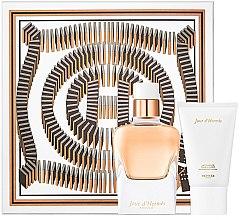 Parfumuri și produse cosmetice Hermes Jour d`Hermes Absolu - Set (edp/50ml + b/lot/30ml)