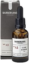 Parfumuri și produse cosmetice Ulei pentru barbă - Barberians. №A2 Classic Beard Oil