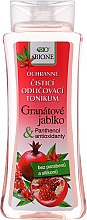 Parfumuri și produse cosmetice Tonic demachiant - Bione Cosmetics Pomegranate Protective Cleansing Make-up Removal Facial Tonic With Antioxidants