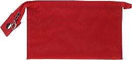 Parfumuri și produse cosmetice Trusă cosmetică 96136, roșie - Top Choice Simple
