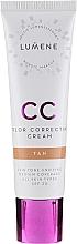 Parfumuri și produse cosmetice Fond de ten - Lumene CC Color Correcting Cream SPF 20