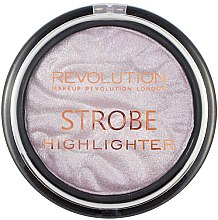 Iluminator pentru față - Makeup Revolution Strobe Highlighter — Imagine N1
