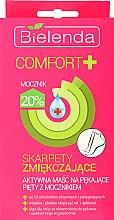 Parfumuri și produse cosmetice Mască îngrijire activă pentru picioare - Bielenda Comfort+ Active Foot Mask with Socks