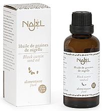 Parfumuri și produse cosmetice Ulei de semințe de chimen negru - Najel Black Cumin Seed Oil