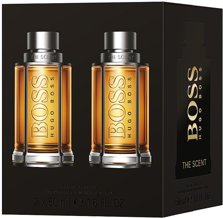 Hugo Boss The Scent - Set (edt/2x50ml) — Imagine N1