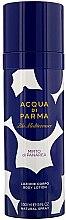 Parfumuri și produse cosmetice Acqua di Parma Blu Mediterraneo Mirto di Panarea - Loțiune-spray pentru corp