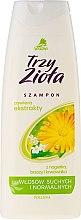 Parfumuri și produse cosmetice Șampon de păr - Pollena Savona Shampoo Three Herbs Of Calendula
