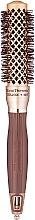 Parfumuri și produse cosmetice Brushing d 24 mm - Olivia Garden Nano Thermic ceramic + ion