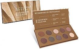 Parfumuri și produse cosmetice Paletă farduri pentru sprâncene - Affect Cosmetics Color Brow Collection