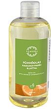 """Parfumuri și produse cosmetice Ulei de baie """"Portocală și scorțișoară"""" - Yamuna Orange Cinnamon Scent Bath Oil"""