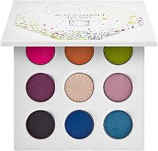 Parfumuri și produse cosmetice Paletă fard de ochi - Ofra Francesca Tolot Infinite Palette